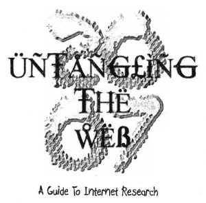 Untangling The Web – National Security Agency's (NSA) hemmelige Guide To Internet Research