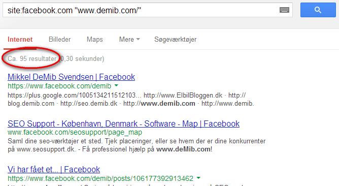Facebook deMib