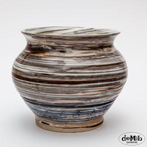 agateware-vase-porcelaein-stentøj